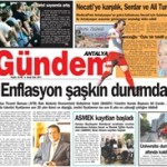 Medyum Kağan Gündem Antalya.com'da
