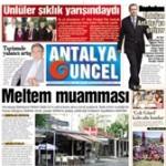 Medyum Kağan Antalya Güncel'de